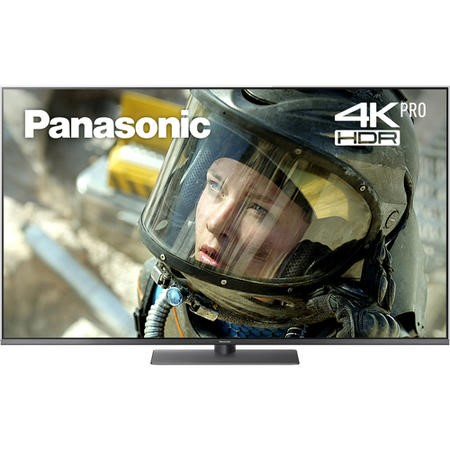 "Panasonic TX-55FX750B 55"" 4K Ultra HD HDR LED Smart TV with 5 Year Warranty"