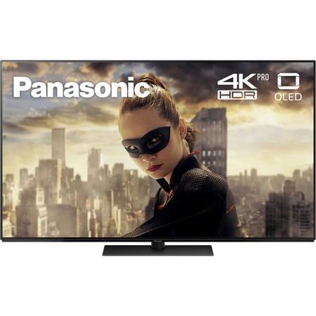 "Panasonic TX-65FZ802B 65"" 4K Ultra HD HDR OLED Smart TV with 5 Year Warranty"