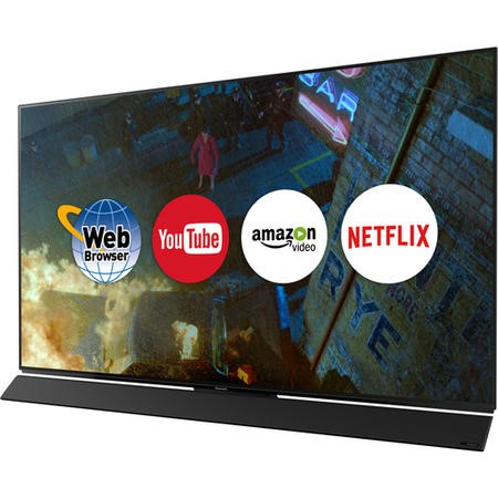 "Panasonic TX-55FZ952B 55"" 4K Ultra HD OLED Smart TV with HDR and Dynamic Blade Speaker"