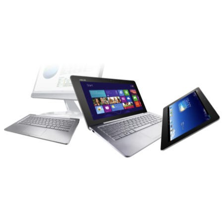 Refurbished Grade A1 Asus TX201LA Core i5 4GB 500GB 11.6 inch Windows 8 Tanlet with Keyboard Dock