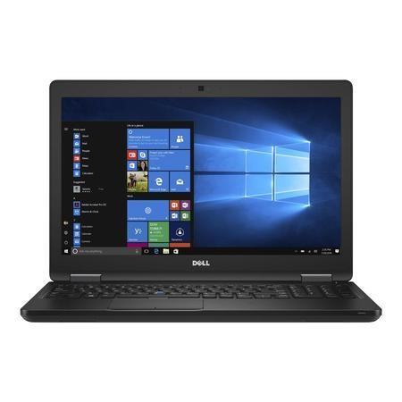 TX8F9 Dell Latitude 5580 Core i5-7200U 8GB 256GB SSD 15.6 Inch Windows 10 Professional Laptop