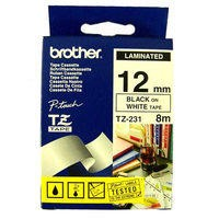 Brother TZ 231  laminated tape 1 rolls