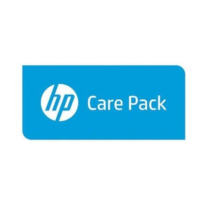 U7AZ1E Hewlett Packard HP 3y Nbd DL160 Gen9 FC ServiceProLiant DL160 Gen99x5 HW support next business day o