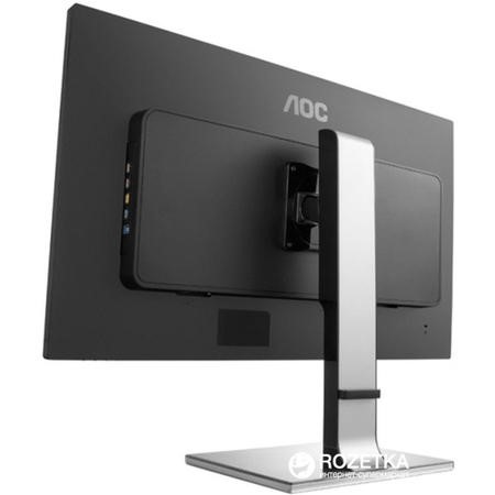 "AOC U3277FWQ 32"" 4K Ultra HD HDMI Monitor"