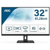"AOC U32E2N 31.5"" 4K Ultra HD Monitor"