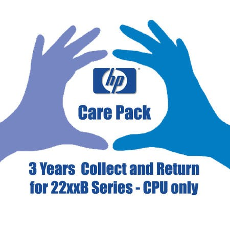 U4395A HP 3 Year Collect and Return Warranty