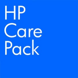 HP DL38x Server Care Pack 4-Hour 24x7 Same Day Hardware Support - extended service agreement - 5 yea