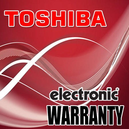 Toshiba Electronic 3 Years International On-site Repair Service for Laptops with 1Yr Standard Warranty