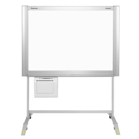 "Panasonic UB-5335 61"" Whiteboard with Built-in Printer and USB Interface"