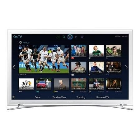 "Samsung UE22H5610 22"" White 1080p Full HD Smart LED TV with Freeview HD"