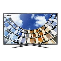 "Samsung UE32M5500 32"" 1080p Full HD Smart LED TV with Freeview HD"