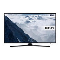"Samsung UE40KU6000K - 40"" Class - 6 Series LED TV - Smart TV - 4K UHD 2160p - HDR - UHD dimming -"