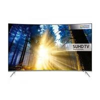 Samsung UE43KS7500 43 Inch Smart 4K Ultra HD HDR Curved TV PQI 2000