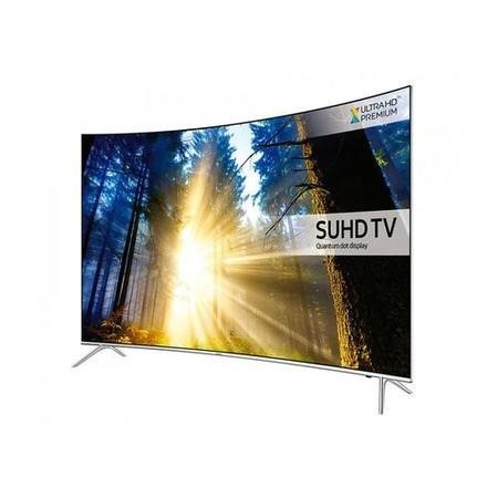 Samsung UE43KS7500 43 Inch Curved SUHD 4K Ultra HD HDR Quantum Dot Smart TV with Freeview HD/Freesat HD & Playstation Now