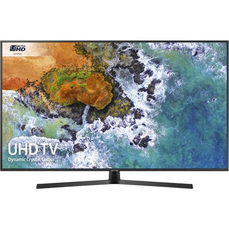 "UE43NU7400UXXU Samsung UE43NU7400 43"" 4K Ultra HD Smart HDR LED TV with Freeview HD and Freesat"