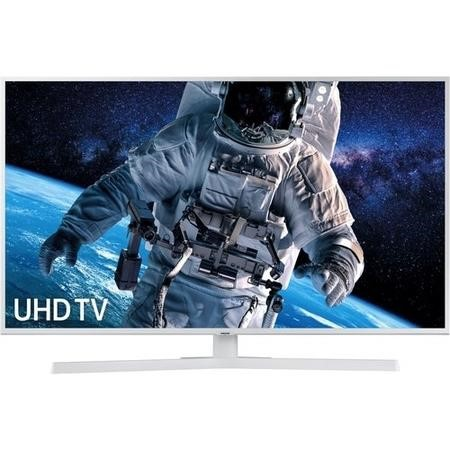 "Samsung UE43RU7410 43"" 4K Ultra HD Smart HDR LED TV with Dynamic Crystal Colour - White"