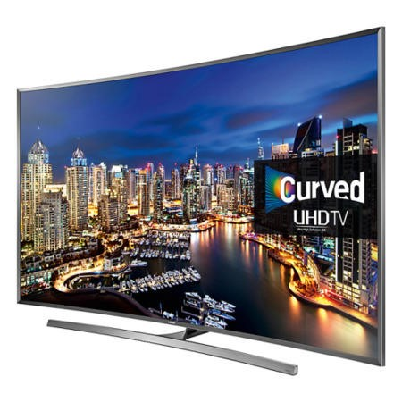 Samsung UE55JU7500 55 Inch Smart 4K Ultra HD Curved 3D LED TV