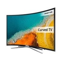 "Samsung UE49K6300 49"" 1080p Full HD Smart Curved LED TV with Freeview HD and Built-in WiFi"