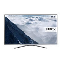 "Samsung UE49KU6400U - 49"" Class - 6 Series LED TV - Smart TV - 4K UHD 2160p - UHD dimming - silver"