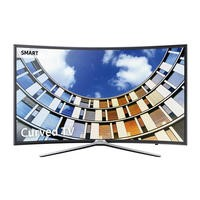 "Samsung UE49M6300 49"" Curved 1080p Full HD Smart LED TV with Freeview HD"
