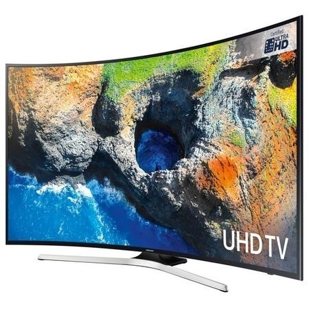 "GRADE A1 - Samsung UE49MU6220 49"" 4K Ultra HD Curved LED Smart TV with Freeview HD"