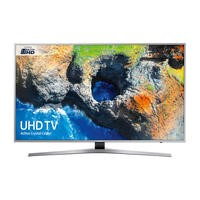 "Samsung UE55MU6400 55"" 4K Ultra HD HDR LED Smart TV with Freeview HD/Freesat and Active Crystal Colour"