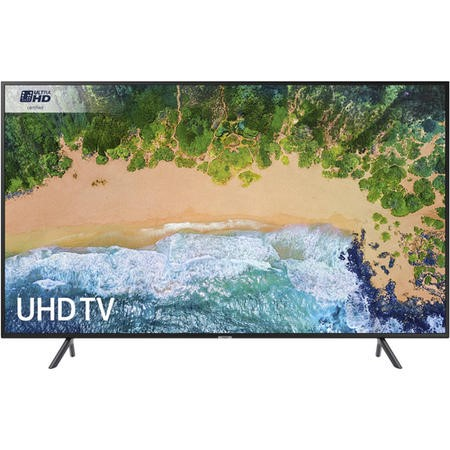 "UE55NU7100KXXU Samsung UE55NU7100 55"" 4K Ultra HD HDR LED Smart TV with Freeview HD"