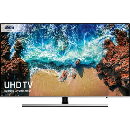 "UE55NU8000TXXU Samsung UE55NU8000 55"" 4K Ultra HD HDR LED Smart TV with 5 Year Warranty"