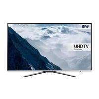 "Samsung UE55KU6400U - 55"" Class - 6 Series LED TV - Smart TV - 4K UHD 2160p - HDR - UHD dimming -"
