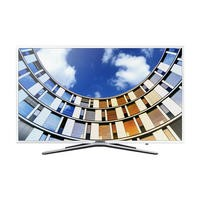 "Samsung UE55M5510 55"" White 1080p Full HD Smart LED TV"