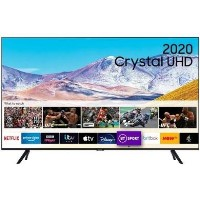 "Samsung UE65TU8000KXXU 65"" 4K Ultra HD HDR Smart LED TV with Bixby Alexa & Google Assistant"
