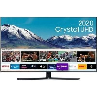 "Samsung UE55TU8500UXXU 55"" 4K Ultra HD HDR Smart LED TV with Bixby Alexa & Google Assistant"