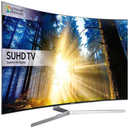Samsung UE78KS9000 78 Inch Curved SUHD 4K Ultra HD HDR Quantum Dot Smart TV with Freeview HD/Freesat HD & Playstation Now
