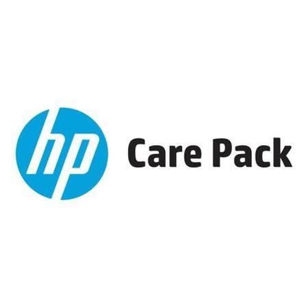 Electronic HP Care Pack Next Business Day Hardware Support for Travelers with Defective Media Retention - extended service agreement - 3 years - on-site