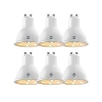 Hive Active Light Dimmable Bulb with GU10 Spotlight Ending - 6 Pack