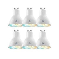 Hive Active Light Cool to Warm White with GU10 Spotlight Ending - 6 Pack