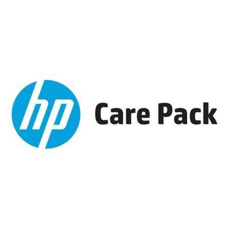 Hewlett Packard HP 1 year post warranty Next business day onsite Notebook Only Service
