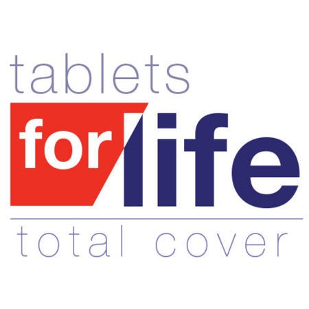 Tablet For Life Warranty with Accidental Damage only GBP6.49 per month - No Payment Today - enter details after checkout.