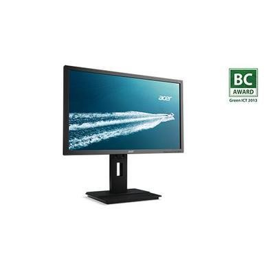 Refurbished GRADE A1 - As new but box opened - Acer V176LBMD 17'' Square LED DVI SPEAKERS Black Monitor