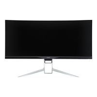 "Acer XR342CK 34"" IPS 3440x1440 21_9 UltraWide QHD LED ZeroFrame HDMI DP miniDP DP USB Curved Monitor"