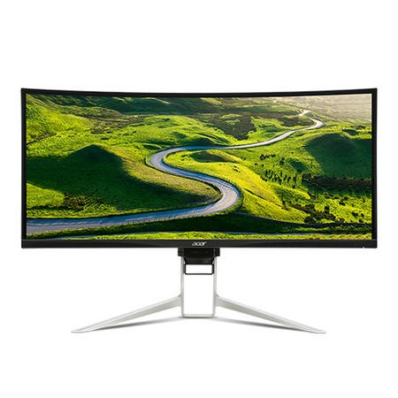 "Acer XR342CK 34"" IPS 2K WQHD HDMI Curved Monitor"