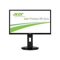 "Acer XB240H DisplayPort HDMI DVI VGA 1ms HD 144Hz LED 24"" Monitor"