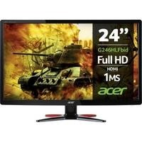 "Acer G246HLF 24"" HDMI Full HD 1ms Gaming Monitor"
