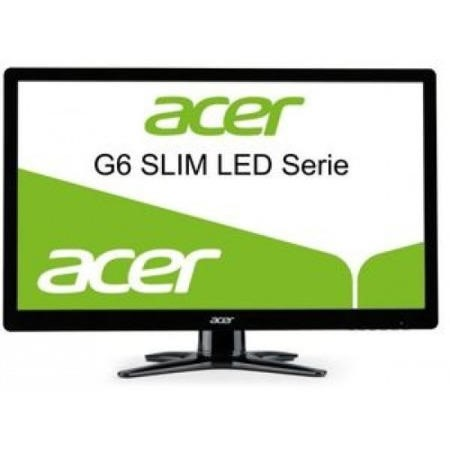 Acer 69cm 27'' Wide  16_9 FHD VA LED  6ms 100M_1 ACM 300nits DVI HDMI EURO/UK EMEA MPRII Black no DVI cable Acer EcoDisplay
