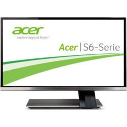 Acer 69cm 27'' Wide  16_9 FHD  ZeroFrame IPS LED CrystalBrite 6ms 100M_1 ACM 250nits 2xHDMIMHL with MHL cable MM EURO/UK EMEA MPRII Titanium ZeroFrame Acer EcoDisplay