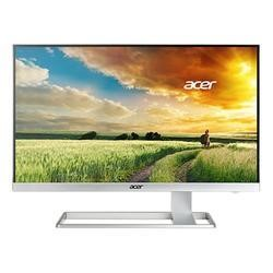 "Acer S277HK 27"" Widecreen 4K Ultra HD  DVI HDMI DisplayPort Monitor - White"
