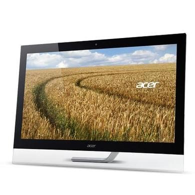 "Acer T272HL Wide Full HD LED 2xHDMI Touchscreen LED 27"" Monitor"