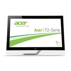 Acer T272HULbmidpcz T2 Series 27'' Wide 16_9 WQHD ZeroFrame AHVA LED IPS Technology Touch 5ms DVI HDMI DP USB camera mic Monitor