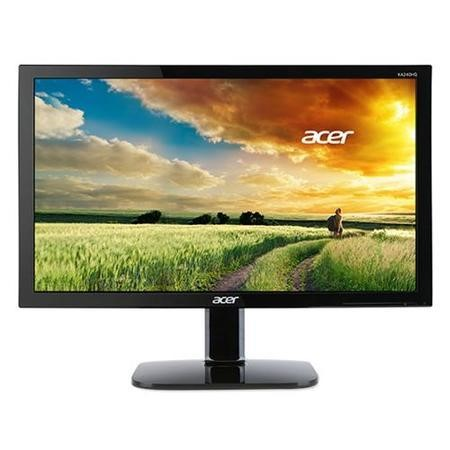Acer 69cm 27'' Wide 4ms 100M_1 ACM 300nits VA LED DVI HDMI EURO/UK EMEA MPRII Black Acer EcoDisplay
