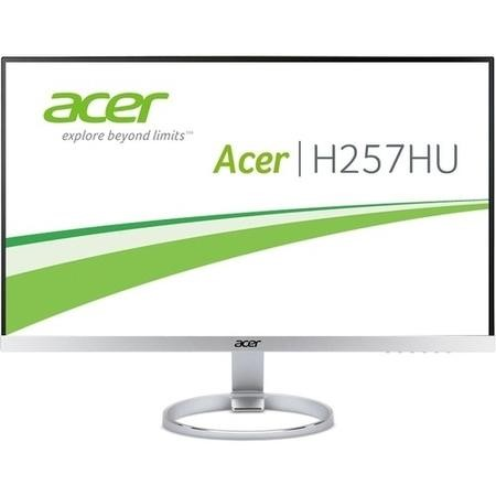"Acer 25"" H257HUSMIDPX  2k Quad HD Monitor"